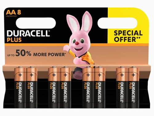 XMS0006 8 X AA BATTERIES £4.49 inc VAT