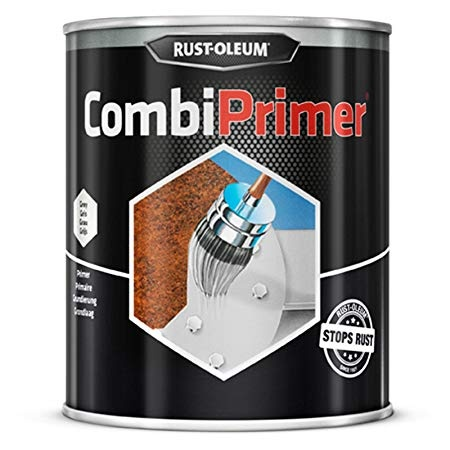 Rust-Oleum Anti-Corrosion Grey Primer 750ml