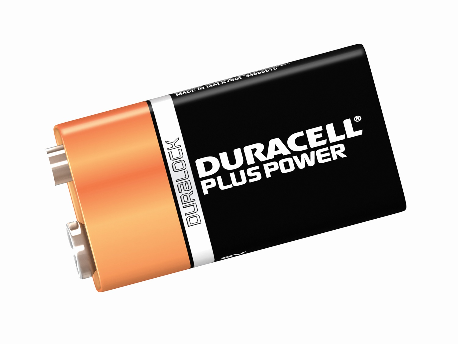 Duracell Batteries 9V - XMS0005