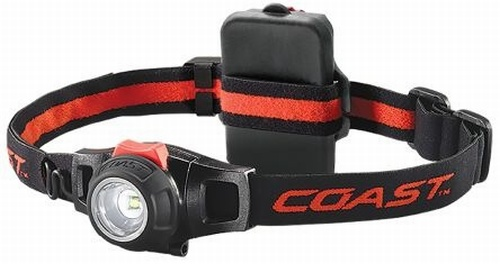 Coast HL7 Rechargeable Head Torch
