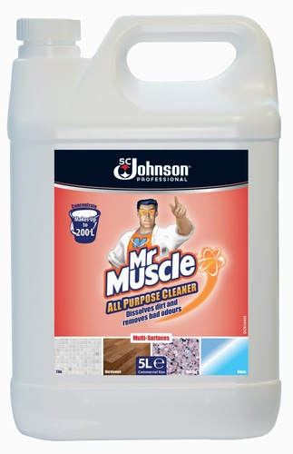 Mr Muscle All Purpose Cleaner 5 Litres- DB2105