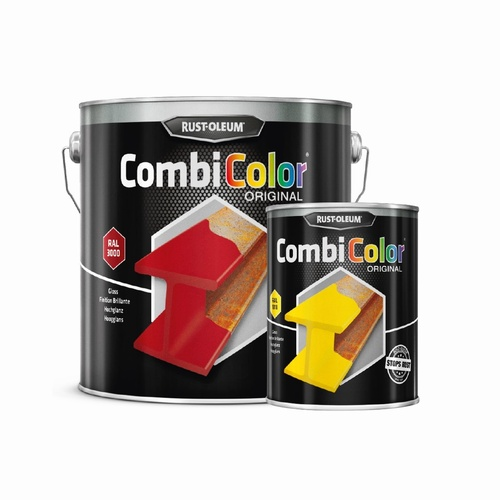 Rust-Oleum Combicolor Smooth Paint 2.5 LTR