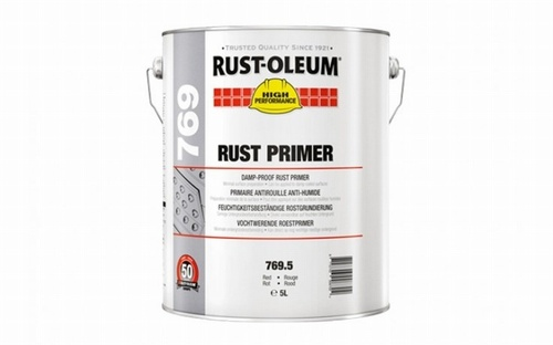 Rust-Oleum Anti-Rust Primer Red/Browm 1 LTR/5 LTR
