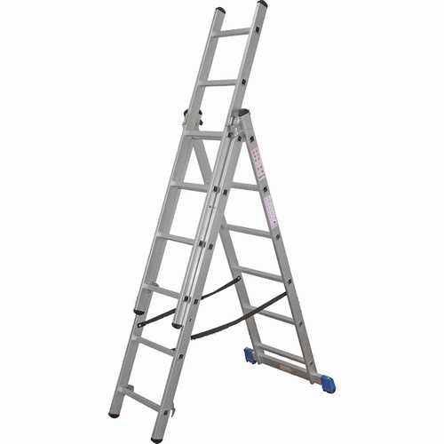 Aluminium Combination Ladder CL7