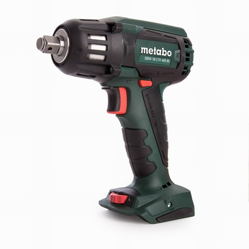 Metabo SSW 18 LTX 400 BL Cordless Impact Wrench Body (602205840)