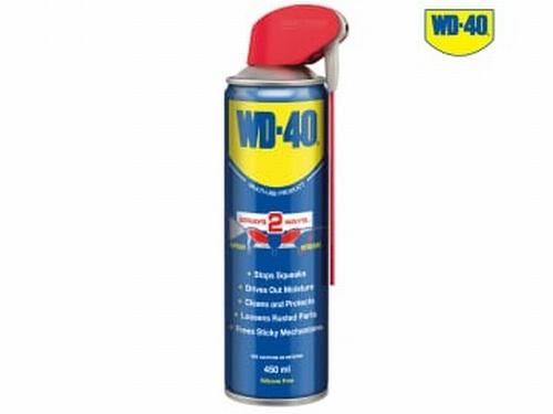 WD-40 Multi-Use Maintenance Smart Straw 450ml