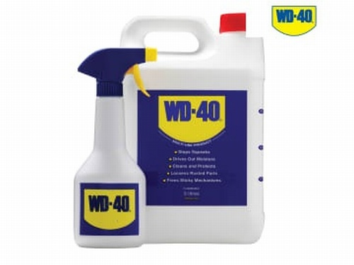WD-40® Multi-Use Maintenance & Spray Bottle 5 Litre