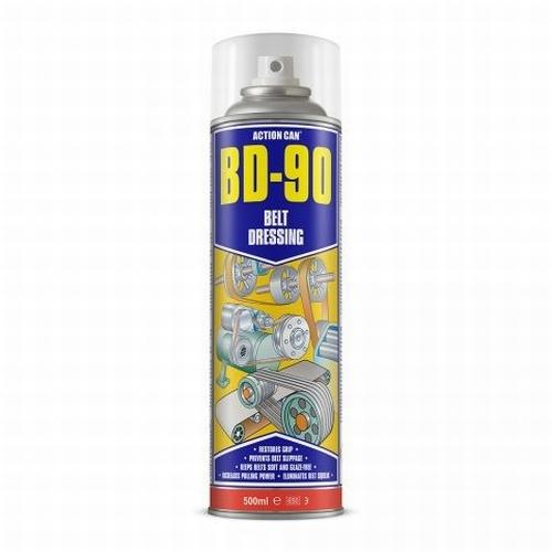 BD-90 Drive Belt Dressing 500ml