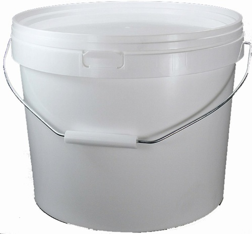 "5/16"" DIA Small Plastic Brush Bucket"