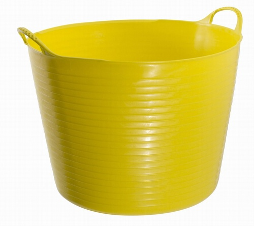 Yellow Gorilla Tub Large (38L)