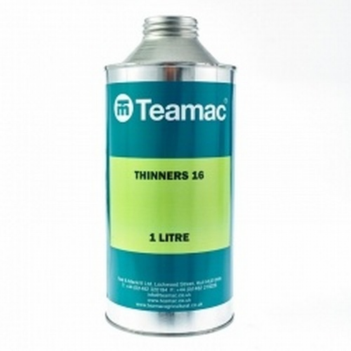 1 Ltr Teamac 16 Thinners