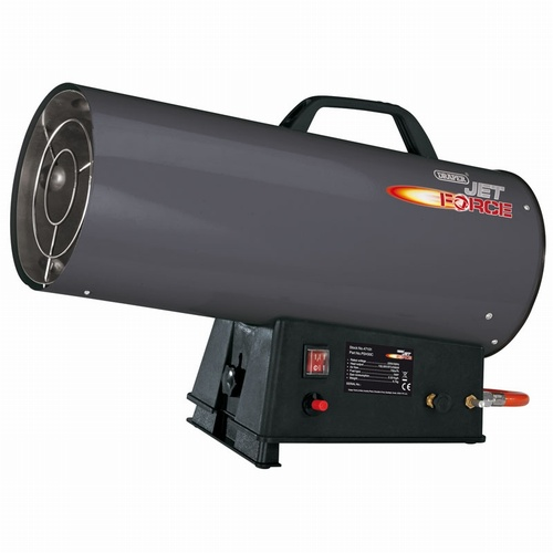 Draper Jet Force, Propane Space Heater - (102,000 BTU/30kW)