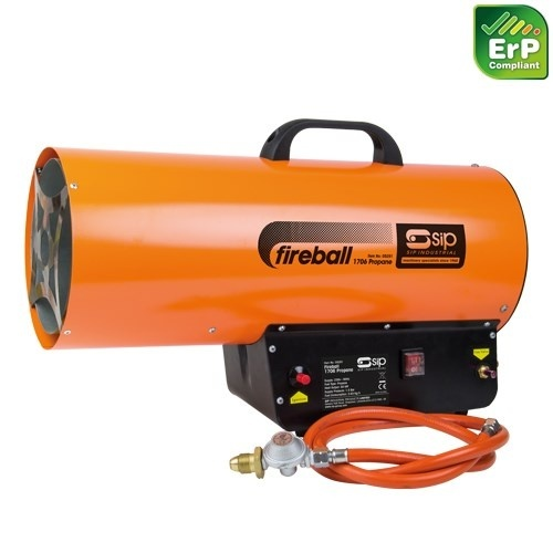 SIP Fireball 1706 Trade Propane Heater