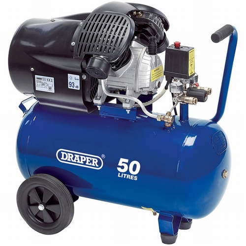 Draper Air Compressor 50LTR-3HP 230V