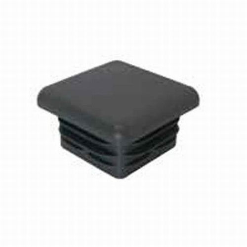 Square Black Plastic Caps (For ERW) - Various Sizes