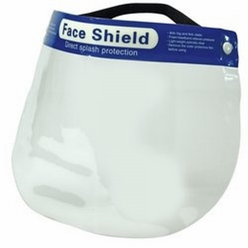 Draper 20984 Disposable Face Shield