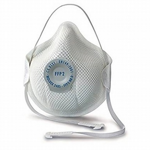 Moldex 2485 FFP2 Valved Respirators (Pack 20)