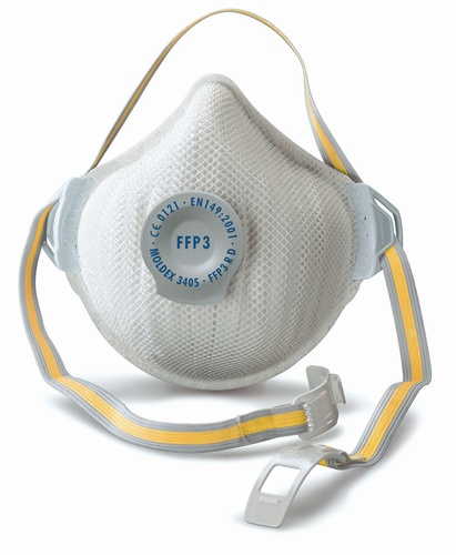 Moldex 3405 FFP3 Air Plus Masks (Pack 5)