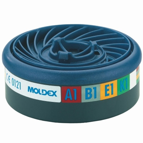 Moldex 9400 Gas Filter Cartridge (Pack 2)